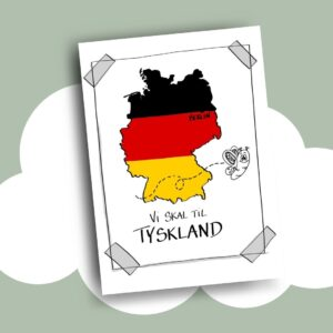 Destination Tyskland